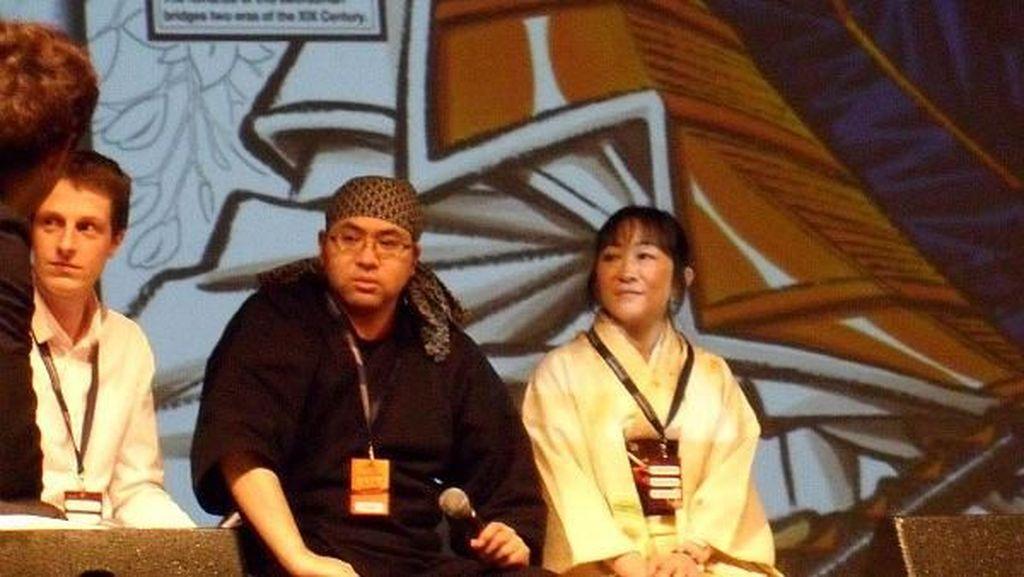 Komikus Samurai X Kembali Tulis Manga Hokkaido Arc