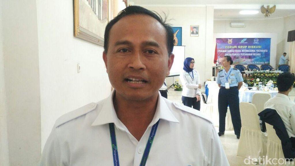 Selama Lebaran, 21 Extra Flight Dialihkan ke YIA Kulon Progo