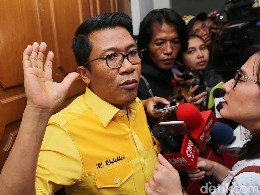 Misbakhun: Pidato Ketua MPR Tidak Etis, Gunakan Terminologi Kampanye