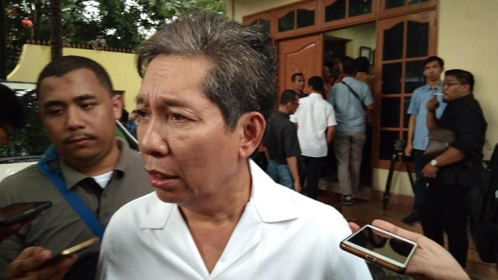 Ketua DPD I Partai Golkar Jateng, Wisnu Suhardono. (Kanavino/detikcom)