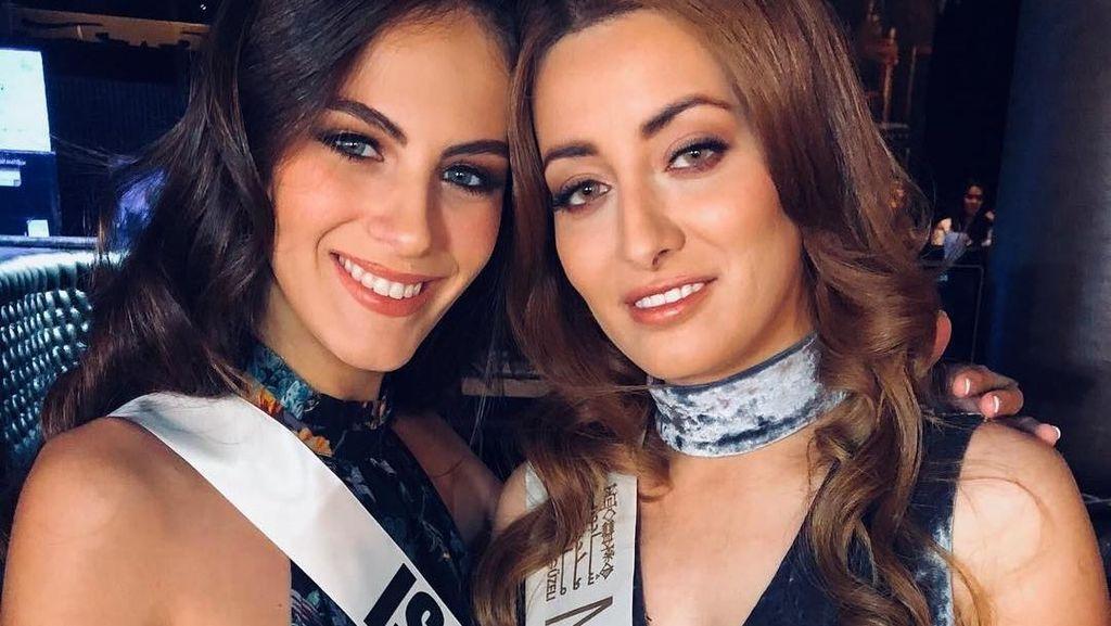 Begini Miss Irak & Miss Israel Kalau Sedang Liburan