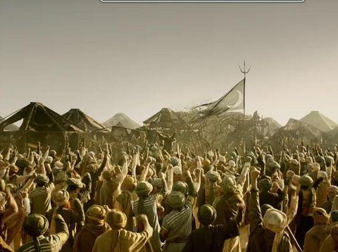 'Padmavati' Film Terbesar di India Berbudget Ratusan Miliar