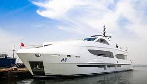 Foto: Mengintip Yacht Mewah Baru Milik Jackie Chan