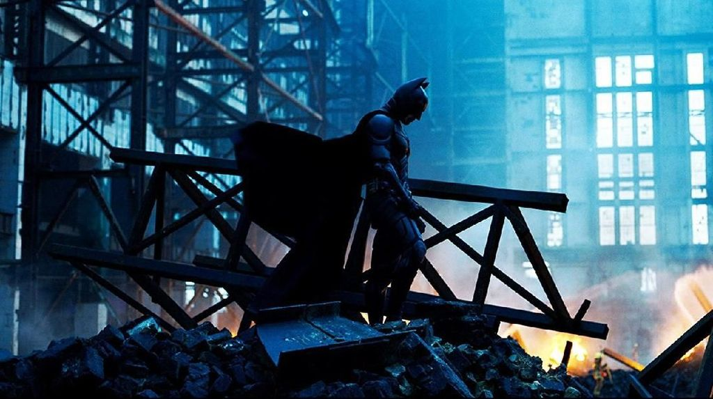 10 Tahun Sejak Dirilis, The Dark Knight Diputar Lagi di Bioskop
