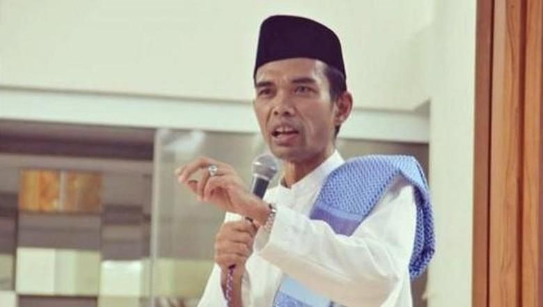 Gamki Yakin Pernyataan Ustaz Somad Soal Salib Tak Wakili Umat Islam RI