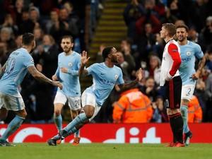 Kalahkan Feyenoord, City Masih Sempurna di Fase Grup