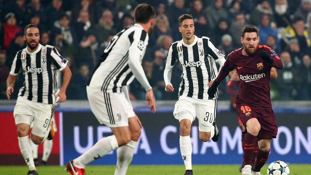 Prediksi Juventus Vs Barcelona: Blaugrana Favorit Menang