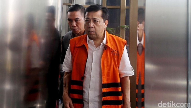 Usai Diperiksa KPK, Setya Novanto Tegaskan Diri Masih Ketua DPR
