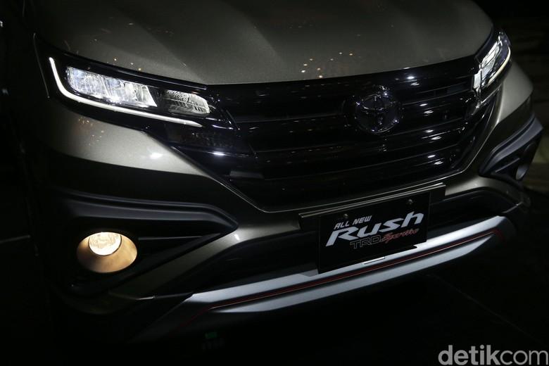 Toyota All New Rush Foto: Agung Pambudhy/detikoto