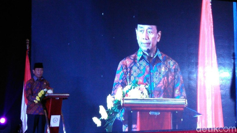 Buka Munas Pepabri, Wiranto: Hadapi Perubahan dengan Bersatu