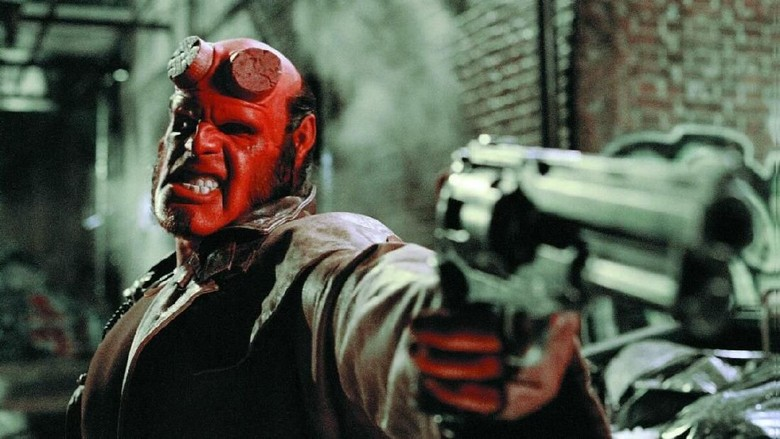 Komik Hellboy Capai Seperempat Abad, Seri Lama Diterbitkan Foto: Hellboy (imdb)