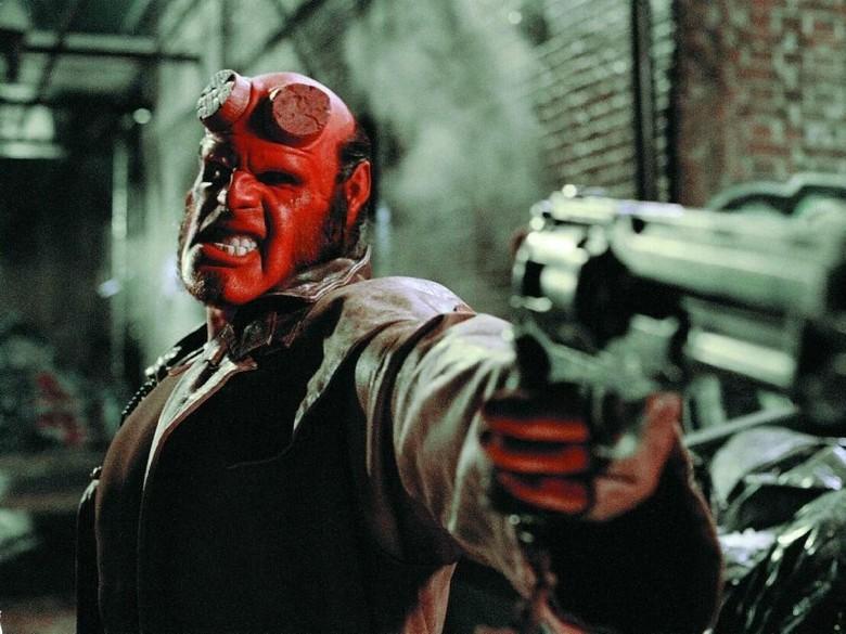Rayakan 25 Tahun, Hellboy Dikemas dalam Komik Kompilasi Foto: Hellboy (imdb)
