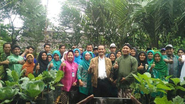 Desa Pangan Organik di Kulonprogo Ini Bisa Tambah Pendapatan Warganya