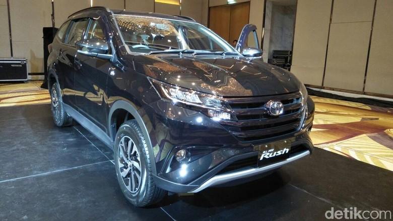 Toyota Rush Foto: Ruly Kurniawan