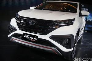Ini Beda Toyota Rush G Type dan TRD Sportivo