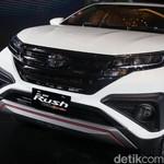 Toyota Recall 60.000 Unit Rush, Konsumen Tanggapi dengan Positif
