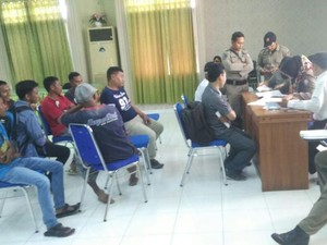 Merokok di Rumah Sakit, 12 Warga Gorontalo Diadili