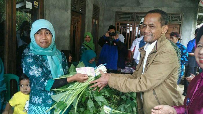 Kepala Badan Ketahanan Pangan Kementerian Pertanian Agung Hendriadi/Foto: Usman Hadi/detikcom