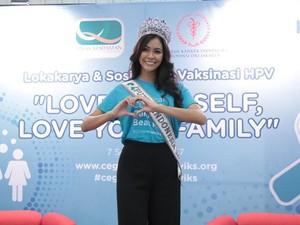 Sindir Kemenangan Bunga Jelitha di Puteri Indonesia, Geofanny Minta Maaf