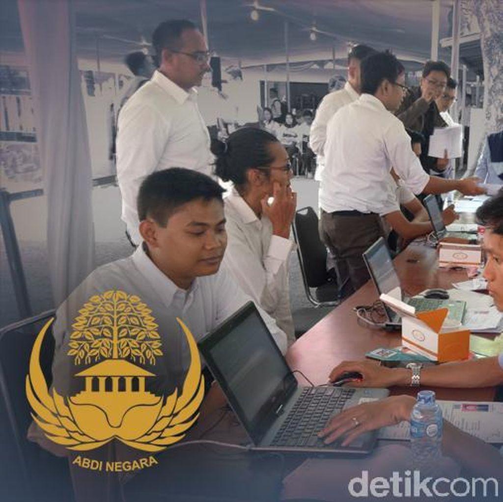 12 Jam, Situs Lowongan CPNS Diserbu 555 Ribu Pendaftar