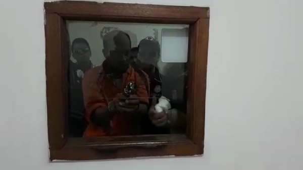 Ini Lubang di Klinik Tempat Helmi Bidik dr Letty dengan Pistolnya