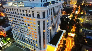 Foto: Hotel Adimulia Medan yang Klasik dan Glamour