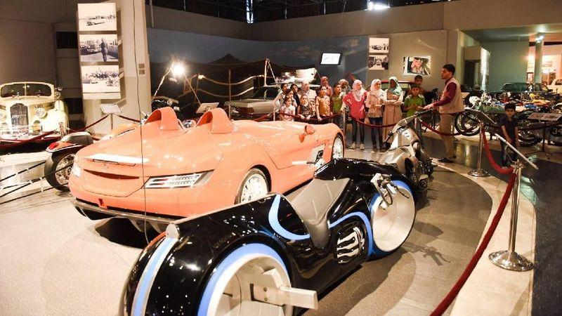 Museum Yordania ini bernama The Royal Automobile Museum. Didirikan pada tahun 2003 atas perintah Raja Abdullah II (The Royal Automobile Museum/Facebook)