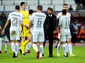 Conte Lega Lawan Atletico Tak Lagi Menentukan buat Chelsea