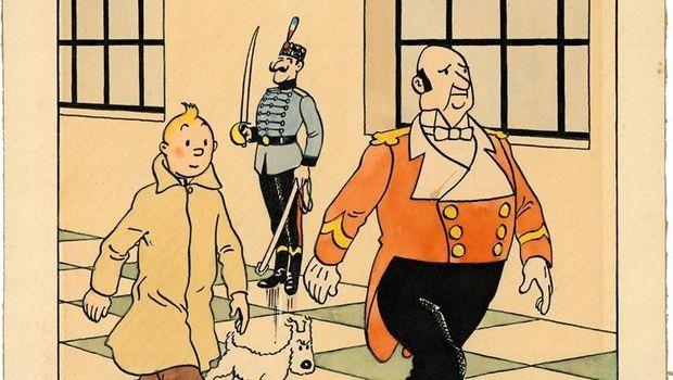 Selamat Ultah Tintin, Yuk Simak Sejarah Komiknya!