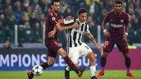 Juventus Vs Barcelona: Lionel Messi cs Bisa Bangkit atau Makin Terluka?