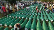 Rusia Kecam Vonis Untuk Ratko Mladic Pembantai 7 Ribu Muslim Bosnia