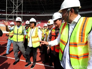 Dana Asian Games  2018 Jangan Dikorupsi!