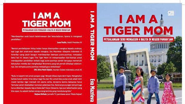 Buku karangan Eva yang dijuluki Tiger Mom