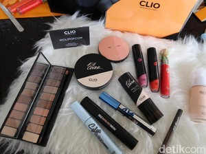 Brand Makeup Korea, Clio Professional Hadir di Jakarta