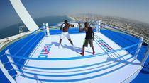 Dubai Punya Ring Tinju Tertinggi Sedunia
