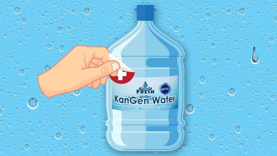 Kontroversi Kangen Water