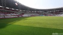 Persija Dipersilakan Pakai Stadion GBK sebagai Kandang, tapi...