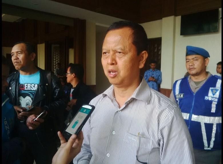 Wali Kota Sukabumi Absen Jadi Saksi Kasus Pasar Pelita