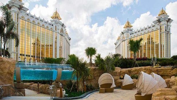 Suasananya mewah dan tenang (Hotel Okura Makau)