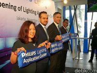 Philips Pamer Inovasi Pencahayaan