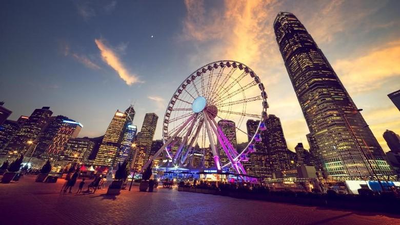 Ilustrasi Hong Kong (Istimewa)