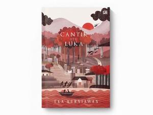 Ini Bocoran Sampul Baru Novel Cantik itu Luka Karya Eka Kurniawan