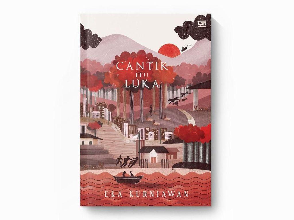 Novel Cantik Itu Luka Dinominasikan di Anugerah Karya Sastra Finlandia