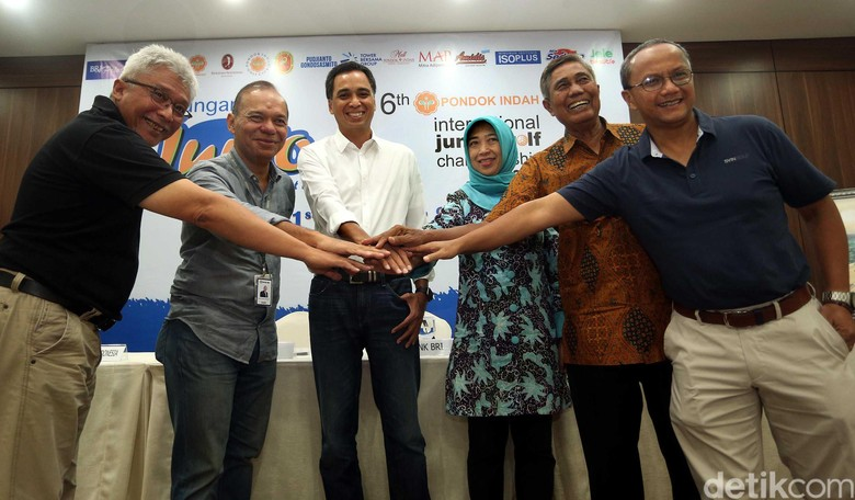 15 Negara Ramaikan Turnamen Internasional Junior Golf