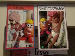 Potret Mr dan Mrs Potato Head Bantu Pantau Perkembangan Bayi Prematur
