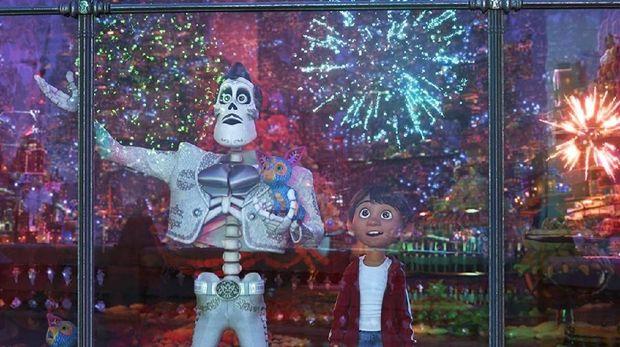 'Coco' Nomor Satu, 'Justice League' Merosot dari Puncak Box Office