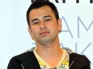 Raffi Ahmad Tak Merasa Makin Terkenal karena Gosip