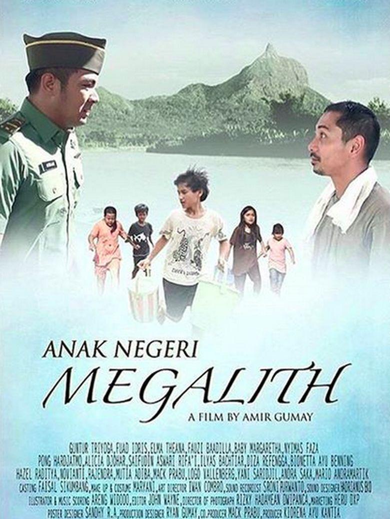 'Anak Negeri Megalith', Judul Film Fauzi Baadila yang ...