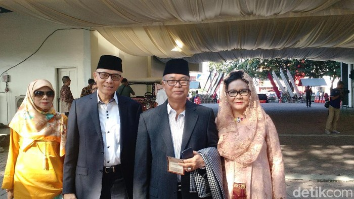 Foto: Presiden Siregar Sedunia, Muhammad Yusuf Siregar (Danu Damarjati/detikcom)
