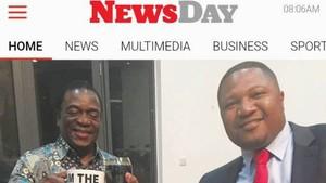 Mnangagwa Presiden Baru Zimbabwe Sering Pakai Batik di Acara Resmi
